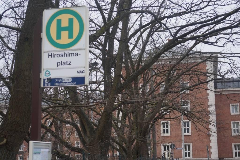 Hiroshima-platz