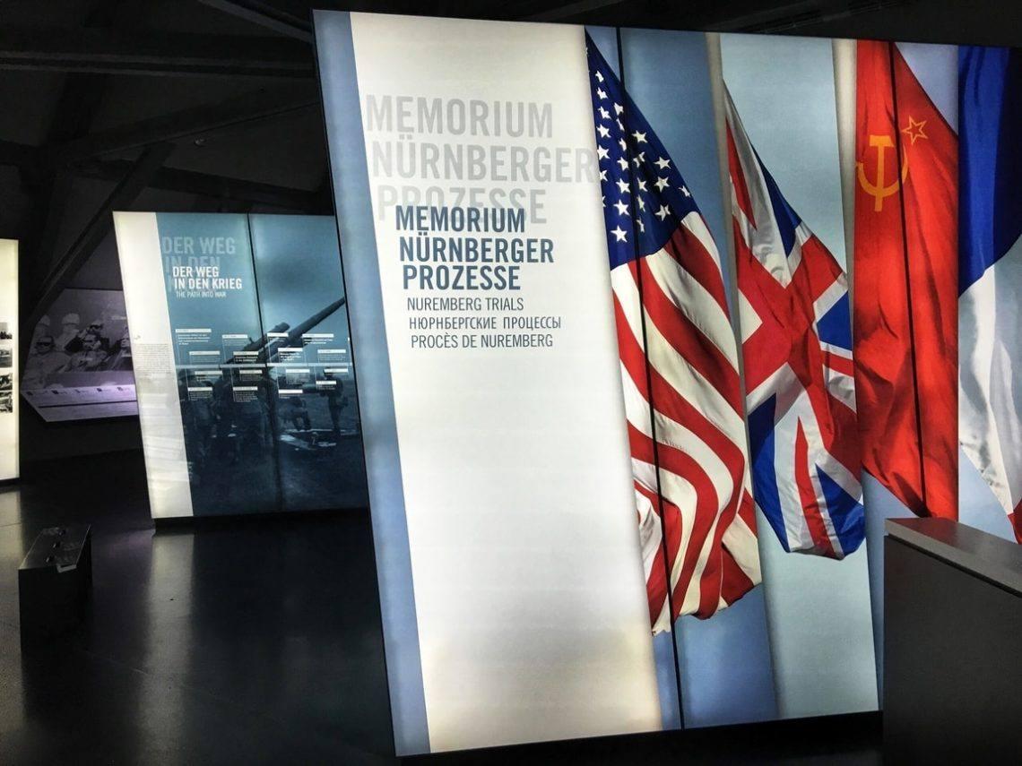 Зал 600 и Музей Нюрнбергского процесса. Адрес, фото, стоимость билетов и мои личные отзывы.