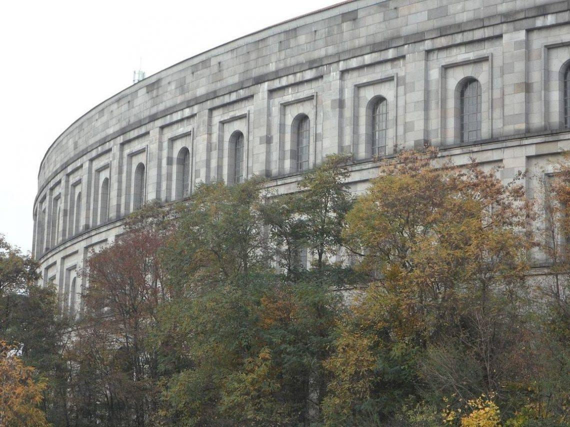 Фашистский Нюрнберг: территория съездов НСДАП и мои личные впечатления от этого места.