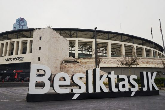 "В гнезде орла. Мои впечатления от тура по Vodafon park арене в Стамбуле (ФК ""Бешикташ"")"