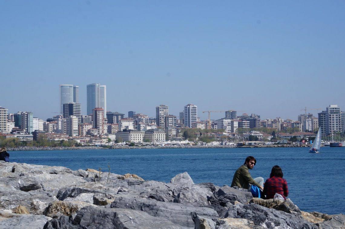 Нетипичный Стамбул. Набережная Кадыкёй и район Мода. 8 причин для поездки в Азию.
