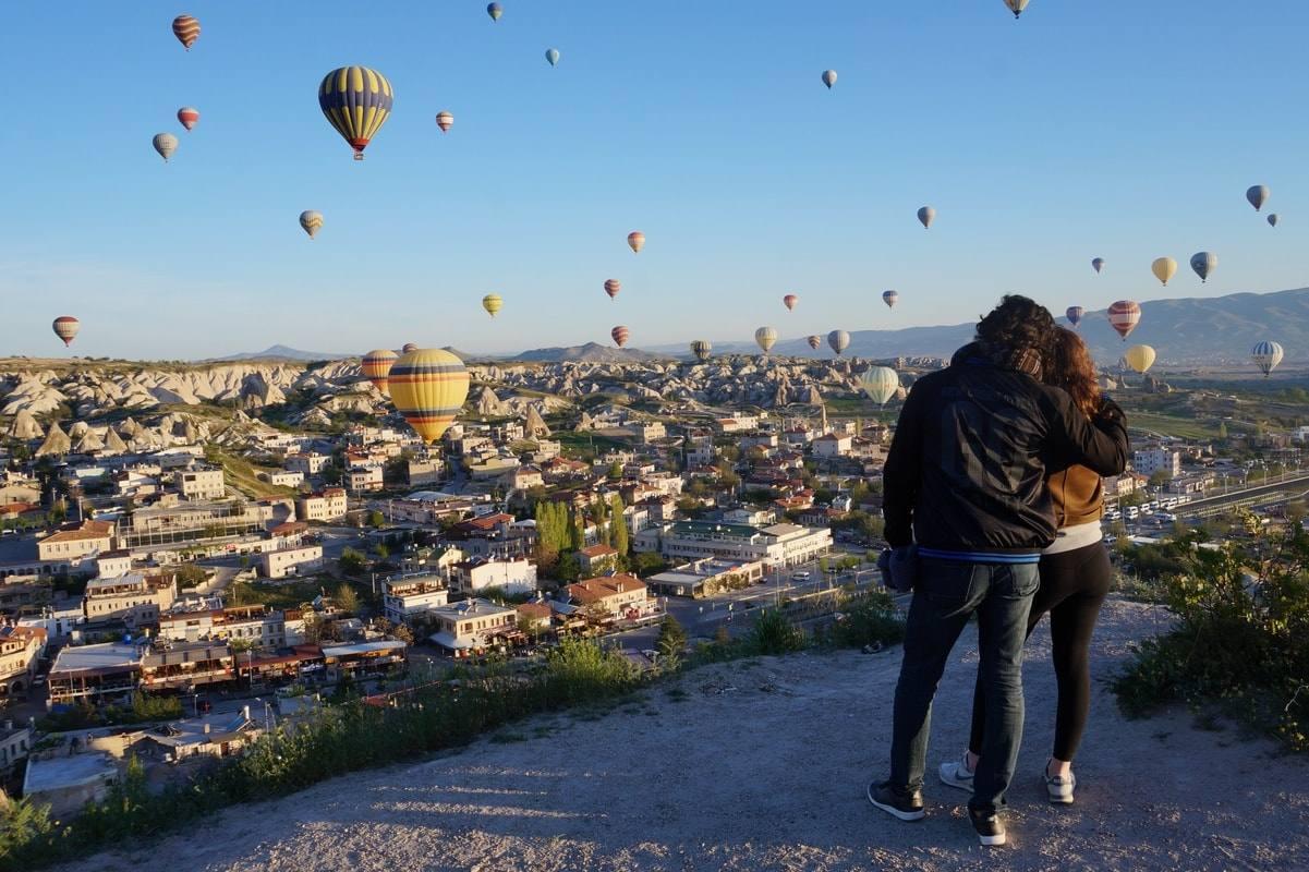 Как добраться в Каппадокию и организовать самостоятельную поездку в Гёреме.