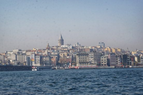 В каком районе Стамбула лучше жить туристу во время поездки. Подробный обзор.