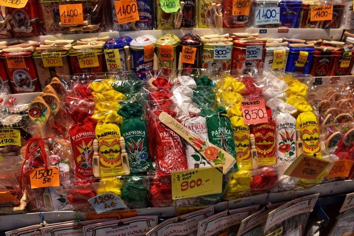 Цены в Венгрии (Будапеште). Сколько стоят продукты, алкоголь и сувениры.