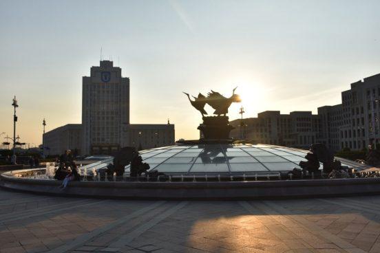 Достопримечательности Минска: фото, описание + большая прогулка по городу