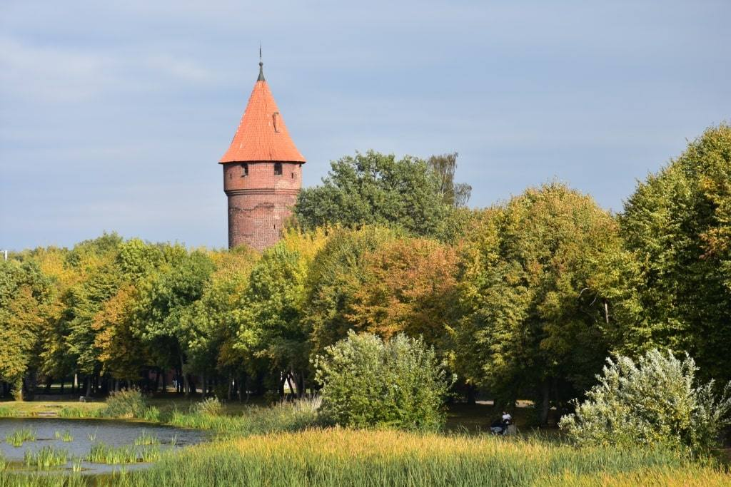 malbork-tower