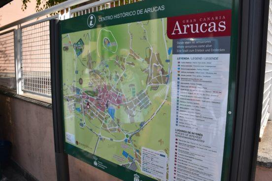 Арукас: фабрика рома, огромный собор и разноцветные улочки.