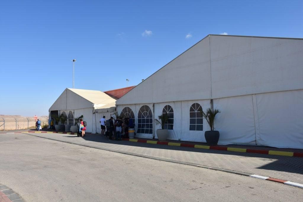Аэропорт Увда (Овда): как доехать в Эйлат быстро и недорого.