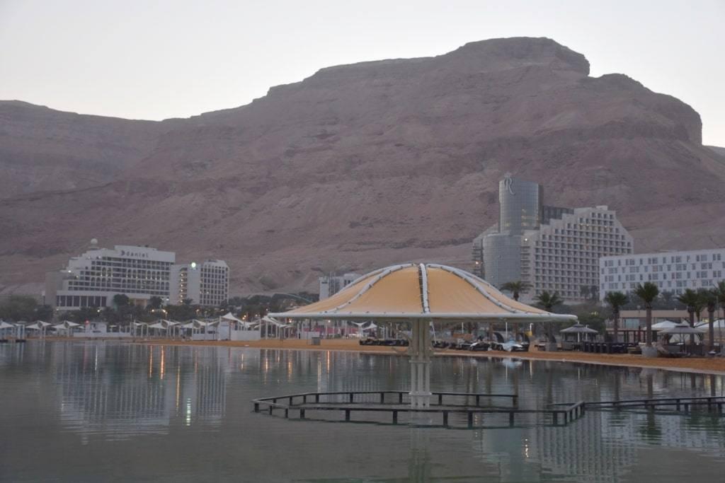 Мертвое море и Эйн Бокек. Советы и личные впечатления.