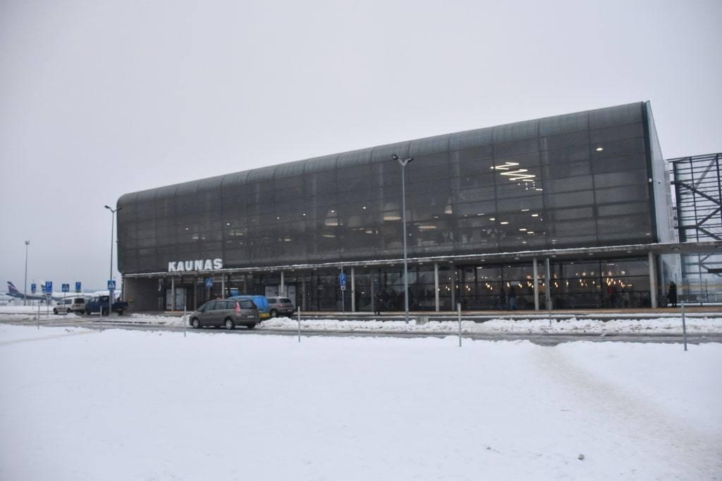 Аэропорт Каунаса: как доехать из Минска, Гродно и Бреста.