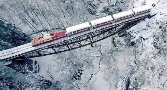 Поезд Боржоми-Бакуриани, Кукушка и железная дорога, которая вас очарует.