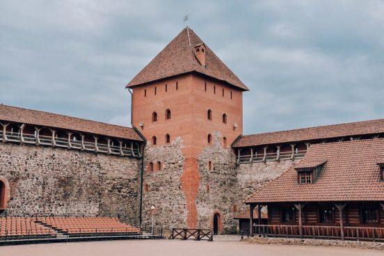 Лида и Лидский замок: было бы смешно, если не было бы так грустно.