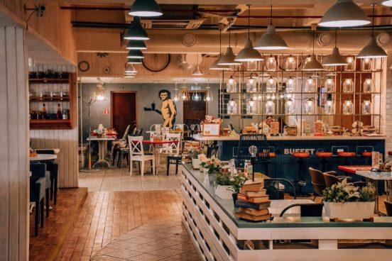 Рестораны Гродно: где вкусно и недорого поесть в центре.