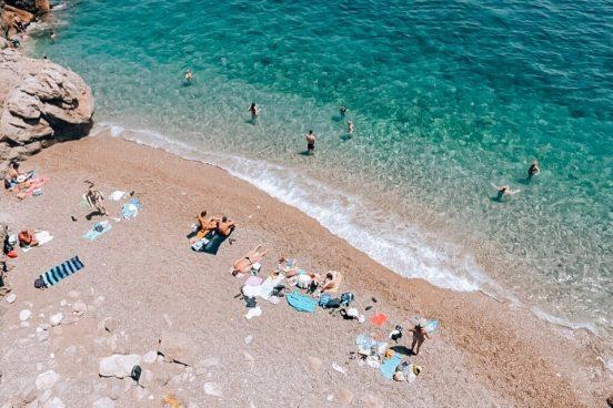 Пляжи Монако (Монте-Карло). Ларвотто и два недоразумения.