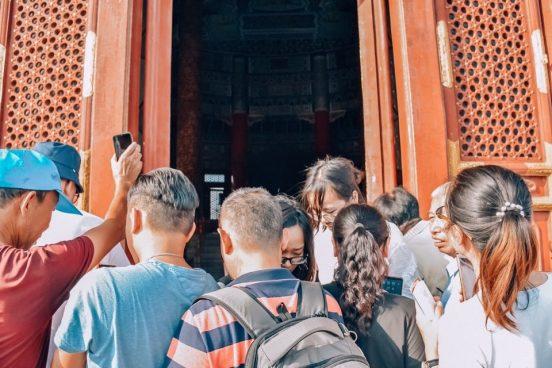 Храм Неба в Пекине и парк Тяньтань: советы + МНОГО ФОТО