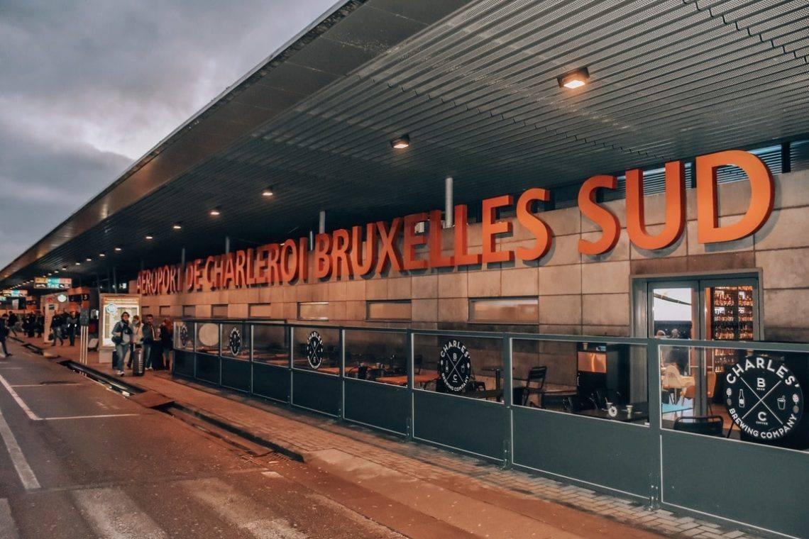 Как доехать в Брюссель из аэропорта Шарлеруа и открыть в себе ниндзя