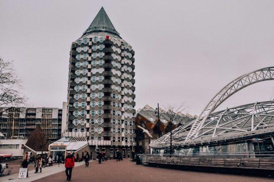 Роттердам: что посмотреть за 1 день. Рассказ о городе 22 века