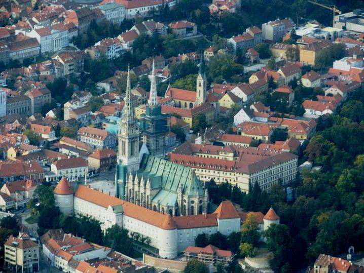 Путешествие в Загреб: лучшие достопримечательности города на двух холмах