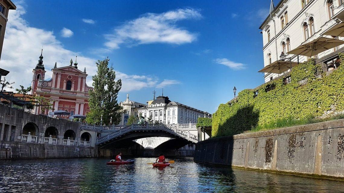 Любляна - город с «зелёной» душой