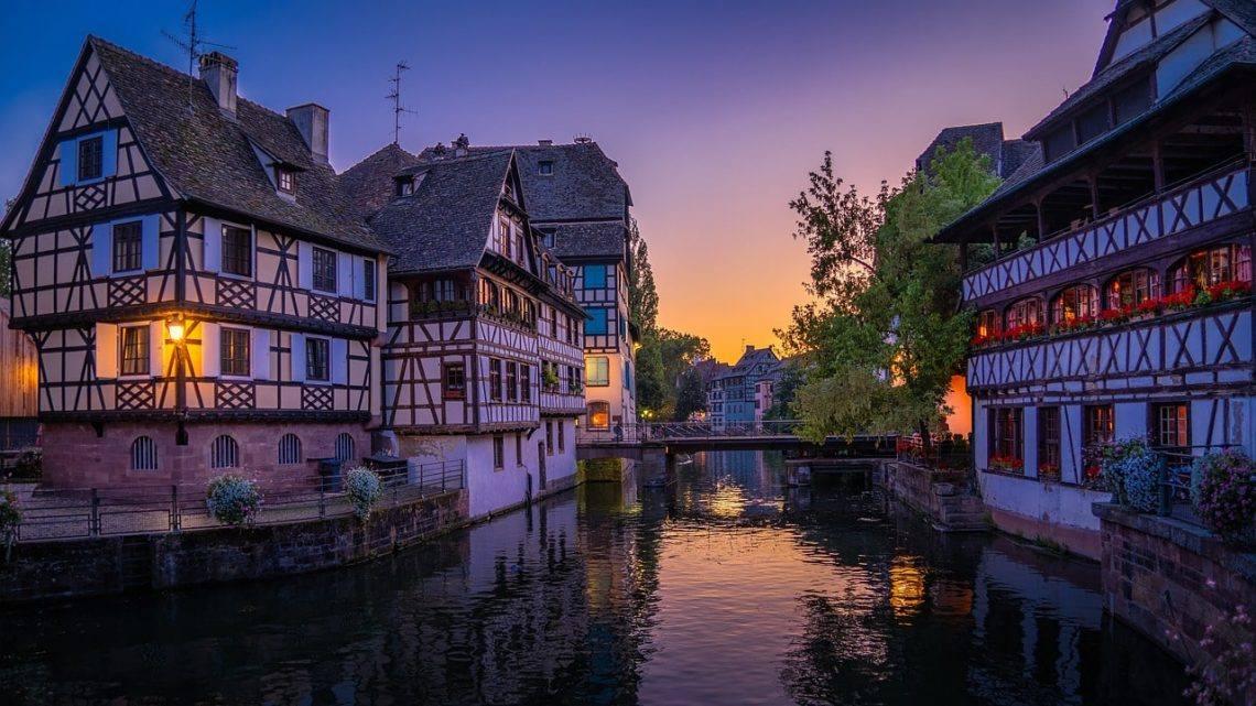 Страсбург - уютный французский город и рождественская столица Европы