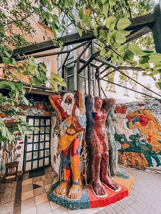 mozaichnyk-dvor